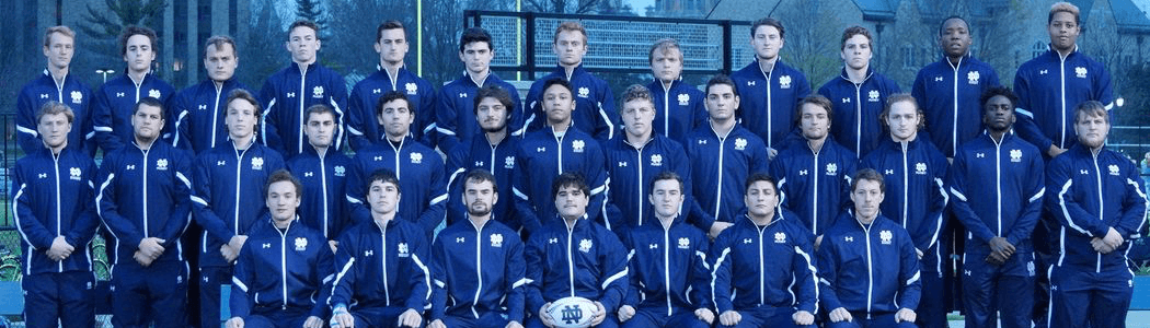 Notre Dame Recsports Mens Rugby Player Roster Featured Image