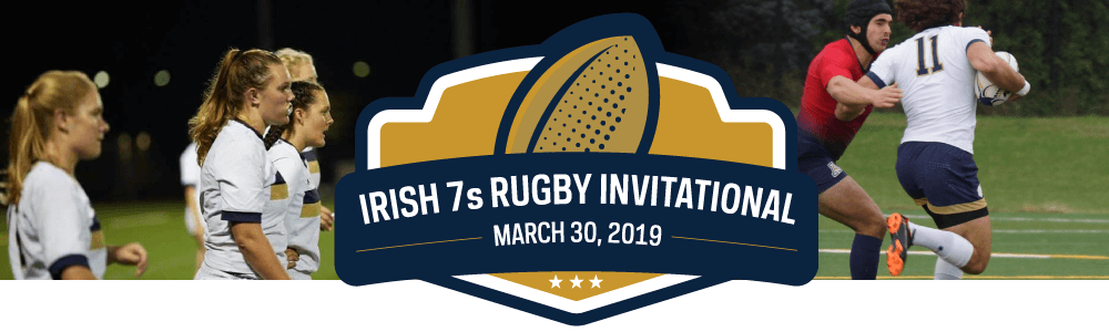 Notre Dame Rugby Irish 7s Rugby Tournament 1000 X 300 Px